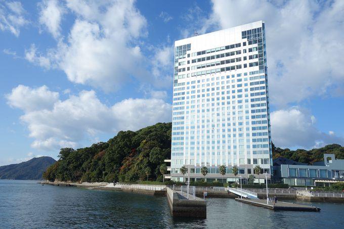 広島駅から車で15分の都市型リゾートホテル「グランドプリンスホテル広島」