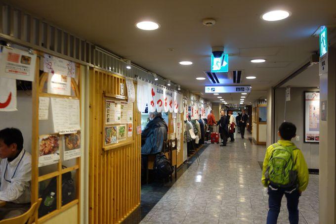 初めてさんにおすすめ♪広島駅ビルASSE(アッセ)内お好み焼きストリート