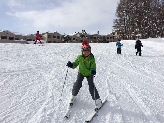 雪質も景色も最高!広々ロングコースが人気のグランデコスノーリゾート