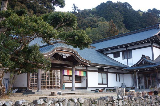 境内にある住職の住居「庫裏(くり)」に民泊