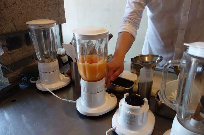 1年中営業!!かき氷専門店「寿氷」のシロップは果汁たっぷり