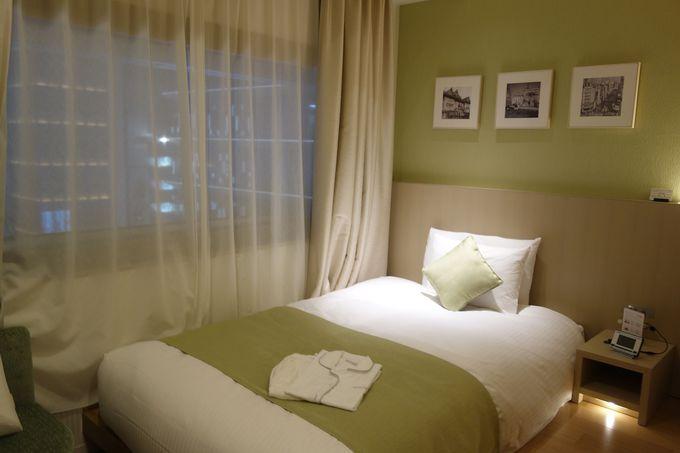 1.ホテルグレイスリー銀座