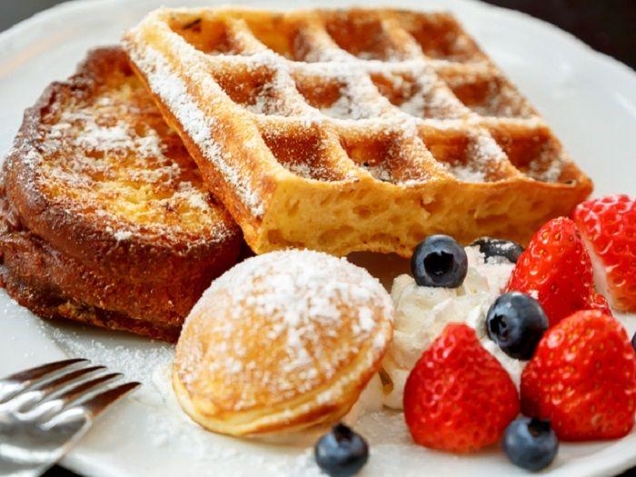 あなた好みの朝食でおいしい朝時間を過ごしましょ