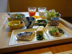 京都でおすすめ!朝食の美味しいホテル・旅館10選