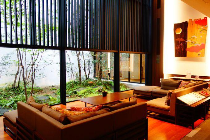 好立地で京都らしい寛ぎの滞在を