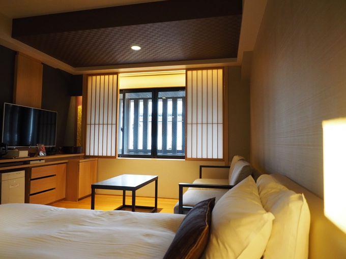京都らしさを体感できるおすすめの客室