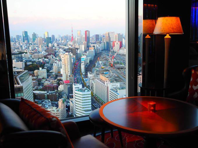 東京を一望!!地上約140mの食のエンターテインメントスポット