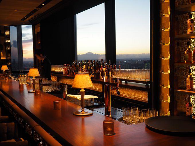 大人の雰囲気のバー&ラウンジは好きなお酒と景色で選ぶ