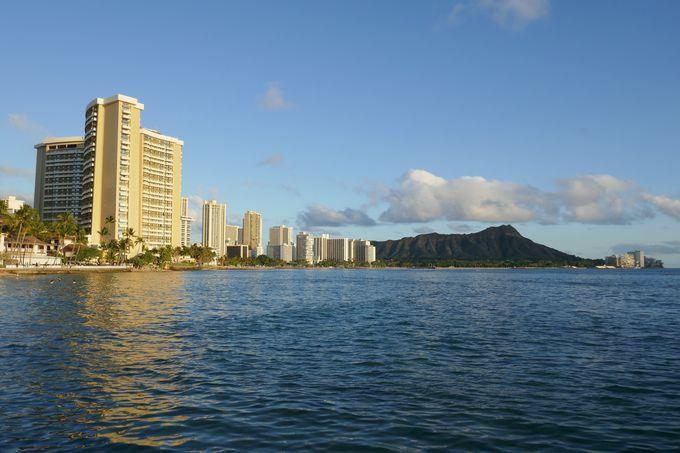 ハワイのシンボル「ダイヤモンド・ヘッド」に登ろう!!