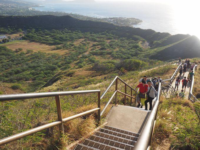 絶景への道のりは「健脚コース」「なだらかコース」どっちを選ぶ?