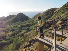 ハワイは山も最高!!ダイヤモンド・ヘッド登山で海と街を見下ろす絶景に感動