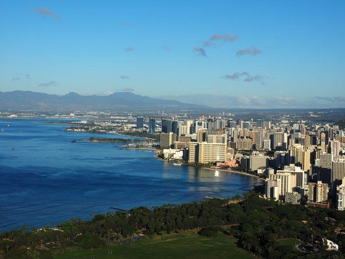 4.ハワイ旅行のルートは?