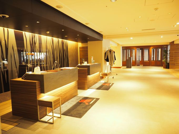 「軽井沢マリオットホテル」の選択