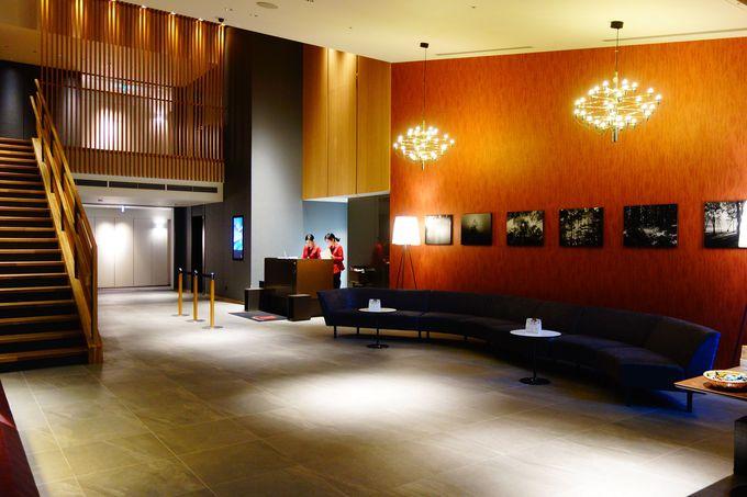 全室温泉付と寛ぎの和洋室がうれしい「ノースウィング」