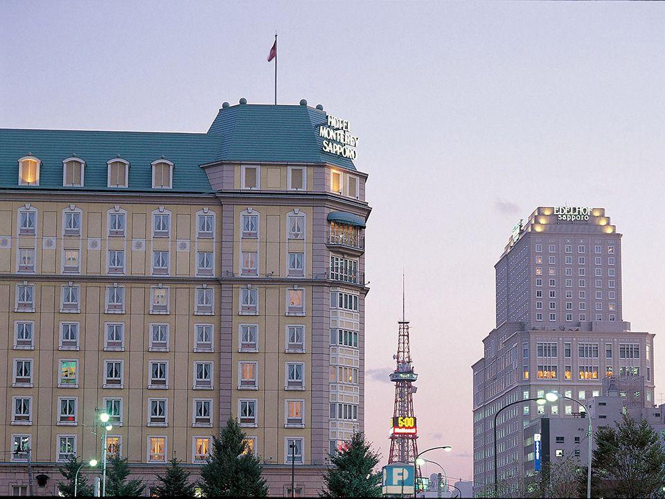 札幌駅から徒歩5分の英国「ホテルモントレ札幌」でクラシカルな滞在を