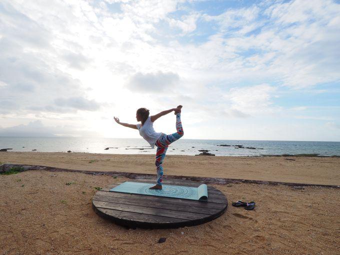 「ホテルアラマンダ小浜島」のパワーをチャージする朝の過ごし方
