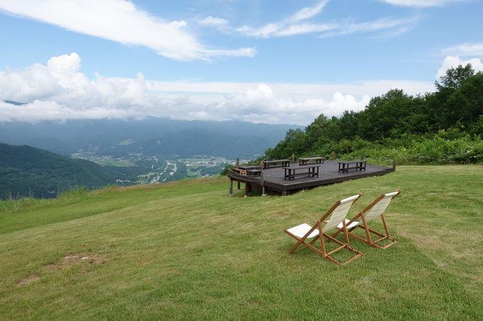 のんびり過ごそう!!心満たされる高原ピクニック