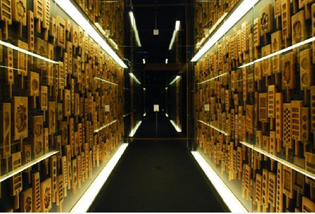 圧巻!菓子木型の殿堂「金沢菓子木型美術館」には歴史を感じる菓子木型がいろいろ!