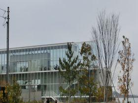 まるで美術館のような共同浴場!?石川県片山津温泉『街湯』