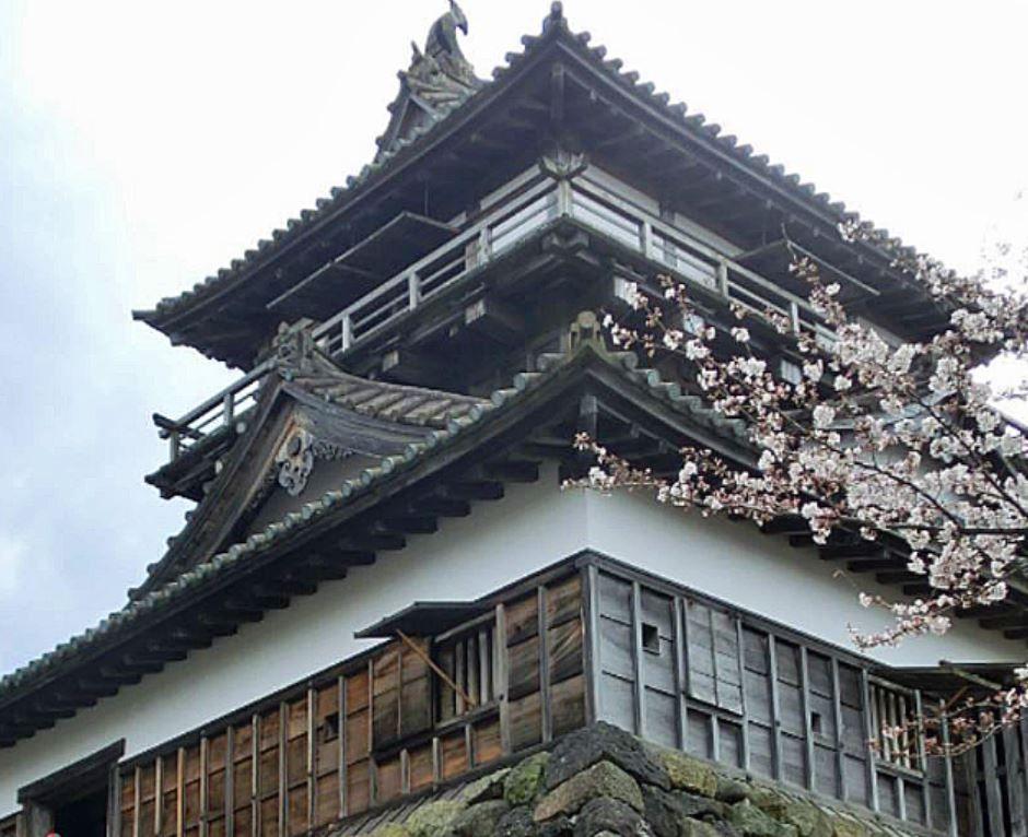 天守閣は日本最古の城郭建築