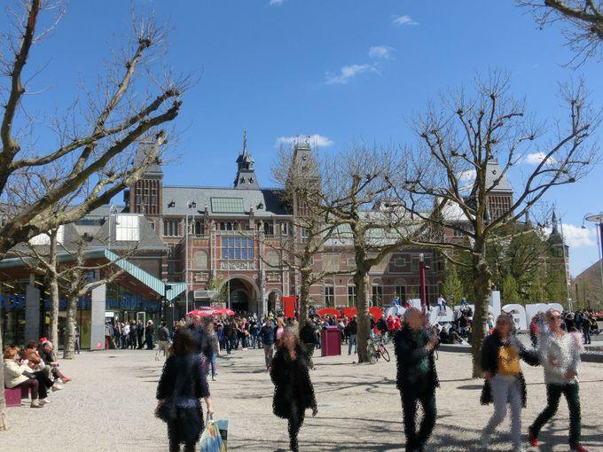 美術館で名画を!オランダは美術館数世界一!