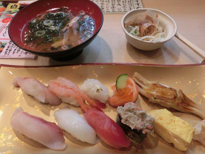 石川県の回転寿司は、ネタが『回転』していない?!
