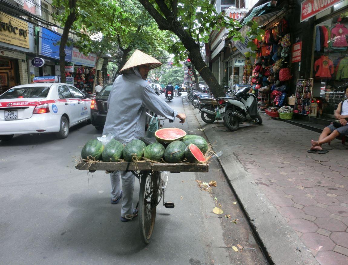 ベトナム情緒を満喫!ハノイのお土産は風情ある街並み散策で探せ!