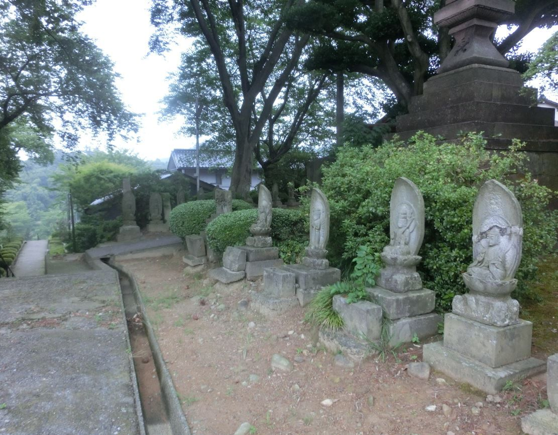 金沢卯辰山寺院群