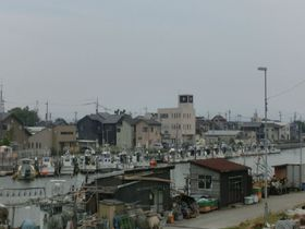 ちょっと穴場の金沢観光。金沢・大野で醤油蔵と港をブラ歩き