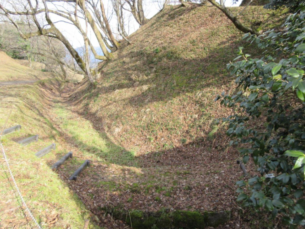 鳥越城跡の見どころ