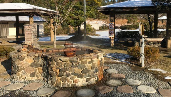 温泉に行く前に、まず温泉たまごを準備しよう!