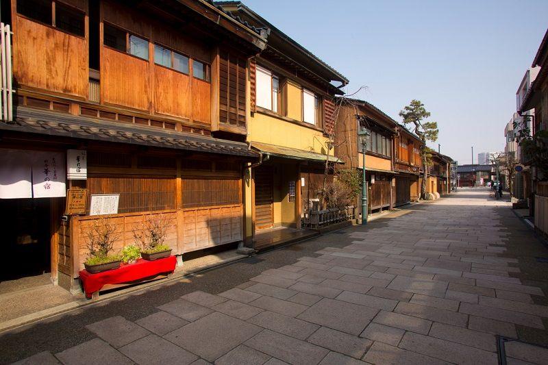 4.にし茶屋街