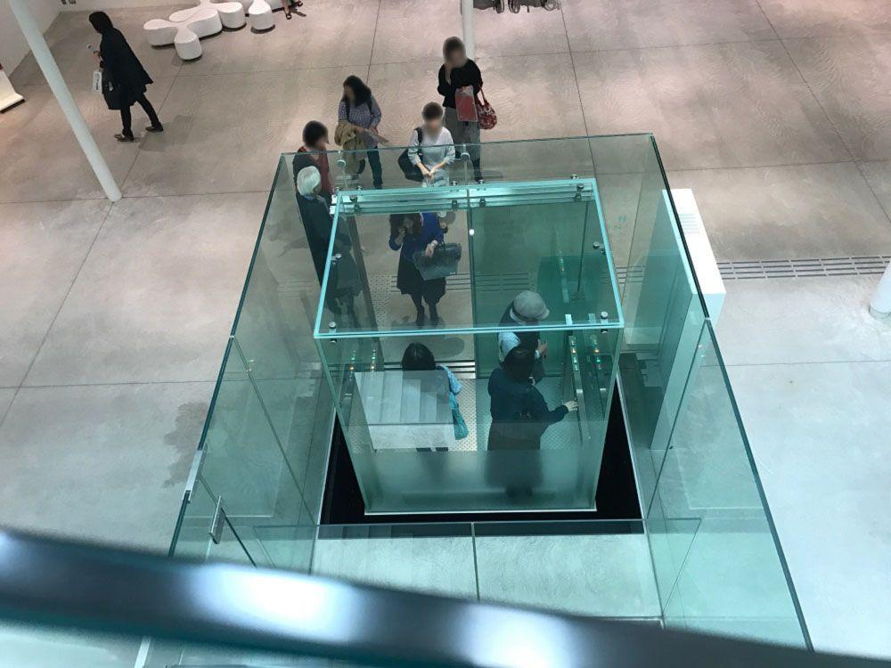 金沢21世紀美術館の交流ゾーンとは
