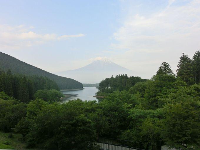 田貫湖から眺める富士山の魅力