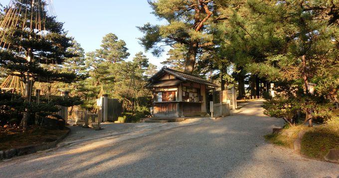 金沢観光に外せない「兼六園」には、坂道が10以上!