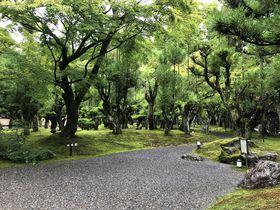 京の隠れ散歩道「しょうざんリゾート京都」で庭園美を堪能!