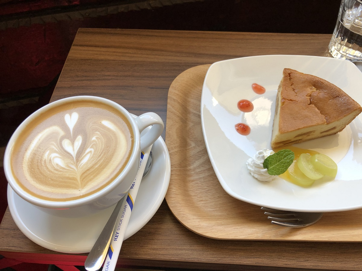 志賀高原カフェ