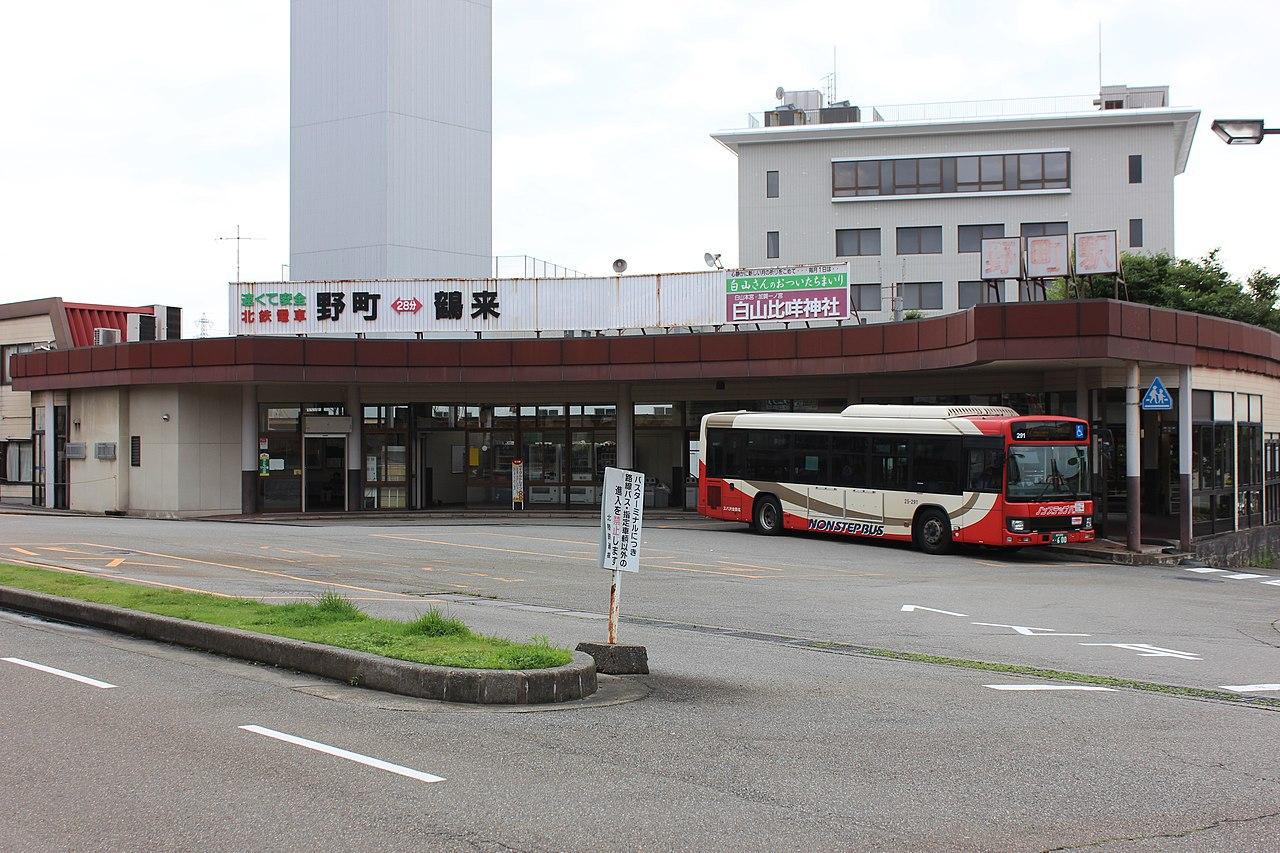 ホテルを拠点に加賀へ、能登へ…