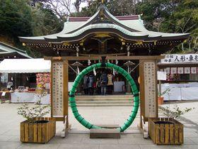 芸能関係者の信仰も厚い「江島神社」は恋愛成就のご利益も!2時間で周れるおすすめ参拝ルート