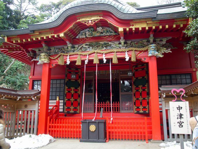 1.江島神社