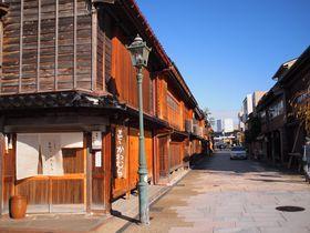1日たった200円!レンタサイクル「まちのり」で金沢の町を走ろう