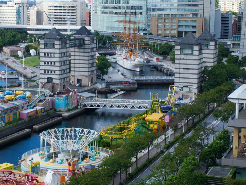 カップルで泊まりたい!みなとみらい「横浜ベイホテル東急」