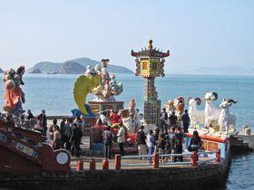風水の町で運気上昇祈願!香港レパルスベイ&スタンレー