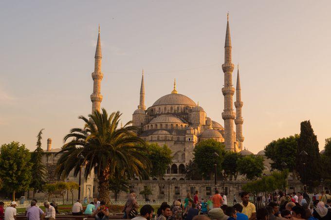 1.イスタンブール1日観光ツアー