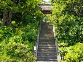 古都の風を体感!北鎌倉駅〜鎌倉駅間の寺院を歩いて周るモデルコース