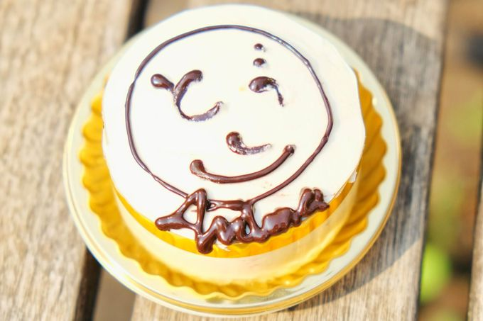 手作りケーキの店プレジールの「とうがらしケーキ」