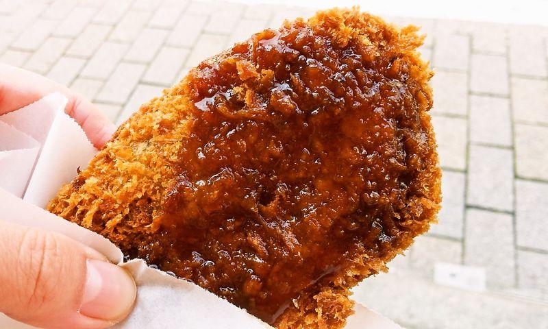 揚げ物と甘味のパラダイス!!東京・戸越銀座商店街食べ歩きグルメ
