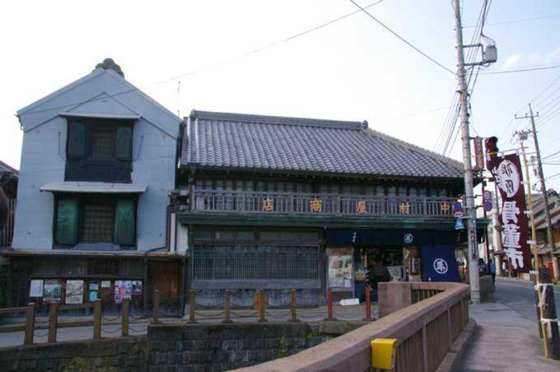情緒あふれる水郷の町、佐原の大祭——千葉県香取市