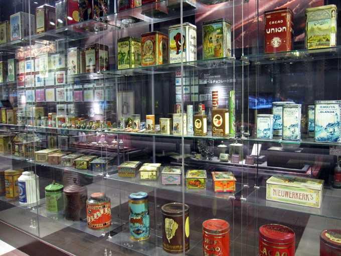 チョコレートの文化を学べる博物館