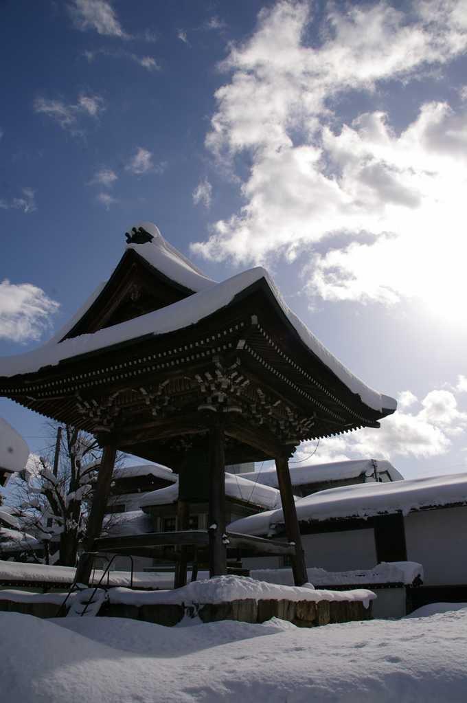 三寺まいりのお寺の一つ、円光寺